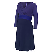 Buy Séraphine Adelaide Maternity Dress, Sapphire Online at johnlewis.com