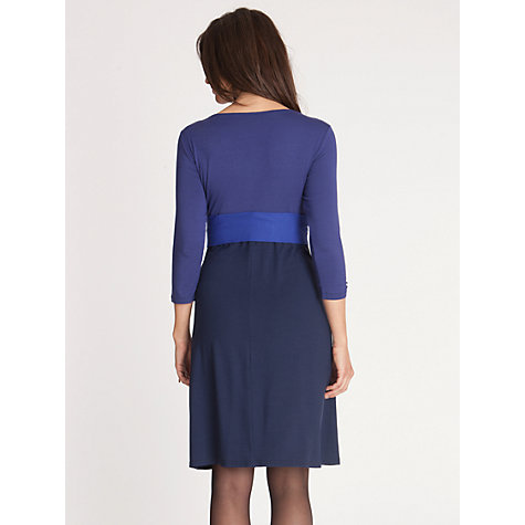 Buy Séraphine Adelaide Dress, Sapphire Online at johnlewis.com