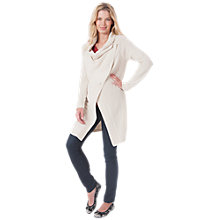 Buy Séraphine Denver Cardigan, Vanilla Online at johnlewis.com