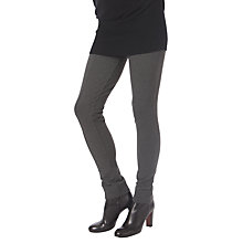 Buy Séraphine Cruz Maternity Treggings, Grey Online at johnlewis.com
