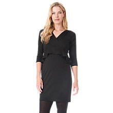 Buy Seraphine Debbie Dress, Black Online at johnlewis.com