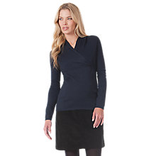 Buy Séraphine Blair Maternity Jumper, Navy Online at johnlewis.com