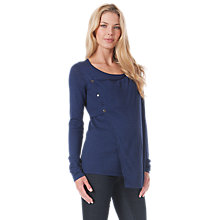 Buy Séraphine Natalie Jumper, Indigo Online at johnlewis.com