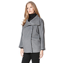 Buy Seraphine Shakira Coat, Grey Online at johnlewis.com