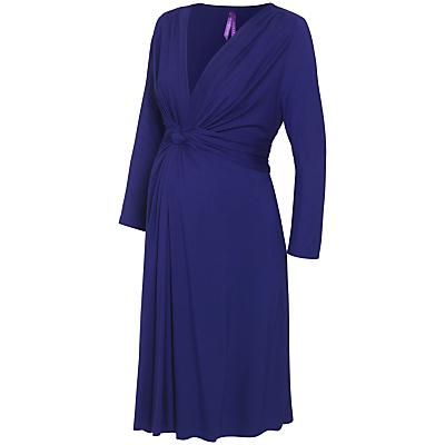 Product photo of S raphine jolene maternity dress royal blue