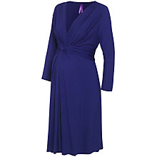 Buy Séraphine Jolene Maternity Dress, Royal Blue Online at johnlewis.com