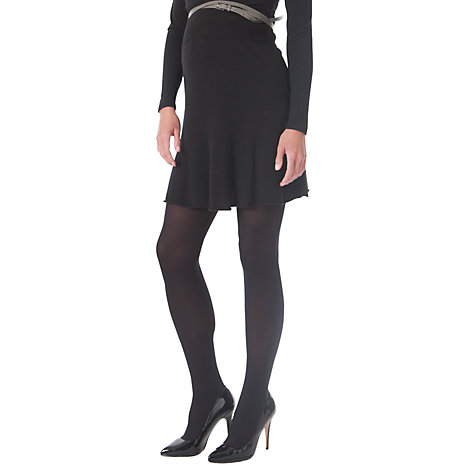 Buy Séraphine Larissa Skirt, Black Online at johnlewis.com