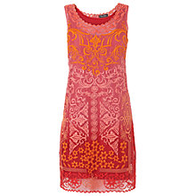 Buy Phase Eight Katalina Dress, Tangerine Online at johnlewis.com