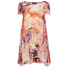 Buy Phase Eight Dawn Floral Top, Poppy Online at johnlewis.com