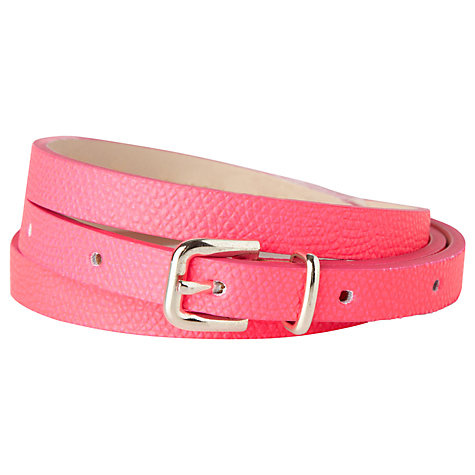 Buy French Conncetion Pop Waisted Belt Online at johnlewis.com