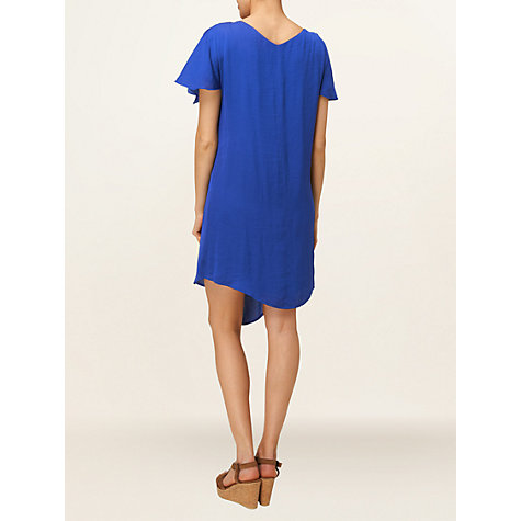 Buy Phase Eight Anya Tunic Dress, Cobalt Online at johnlewis.com