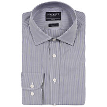 Buy Hackett London Fine Stripe Classic Fit Shirt Online at johnlewis.com