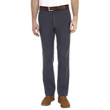 Buy Hackett London Straight Leg Cotton Twill Chinos Online at johnlewis.com