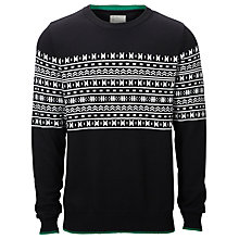 Buy Selected Homme Dante Crew Neck Jumper Online at johnlewis.com