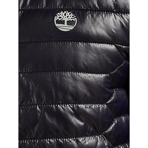 Buy Timberland Primaloft Eco Fill Down Quilted Jacket Online at johnlewis.com