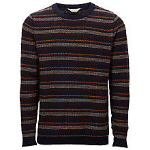 Buy Selected Homme Norm Stripe Jumper Online at johnlewis.com