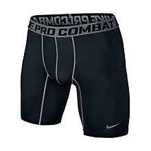 "Buy Nike Pro Combat Core Compression 6"" Shorts Online at johnlewis.com"