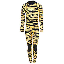 Buy Saltskin Children's Full Length Wetsuit, Tiger Print Online at johnlewis.com