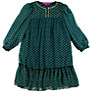 Derhy Kids Amaelle Voile Dress, Green
