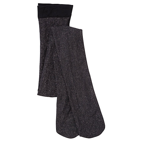 Buy John Lewis Girl Metallic Tights Online at johnlewis.com