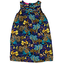 Buy Derhy Kids Ally Dress, Purple/Yellow Online at johnlewis.com