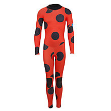 Buy Saltskin Children's Full Length Wetsuit, Ladybird Print Online at johnlewis.com