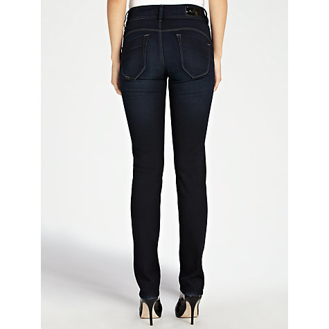 "Buy Salsa Secret Push-In Slim Leg Jeans, L32"", Dark Blue Online at johnlewis.com"