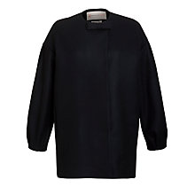 Buy Paul & Joe Sister Cocoon Coat, Navy Online at johnlewis.com