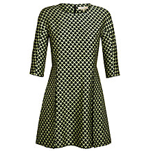 Buy Paul & Joe Sister Silk-Mix Butterfly Print Dress, Navy Online at johnlewis.com