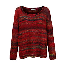 Buy Paul & Joe Sister Knit Jumper, Red Online at johnlewis.com