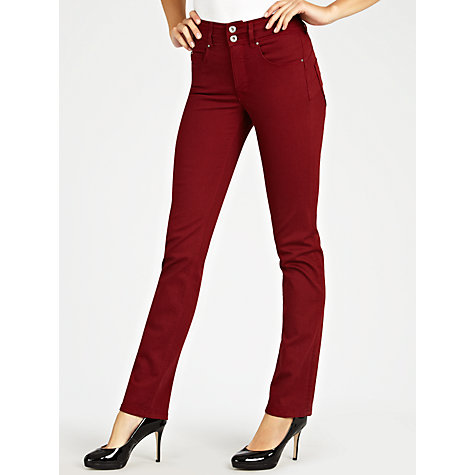 "Buy Salsa Secret Push-In Slim Leg Jeans, 32"" Online at johnlewis.com"