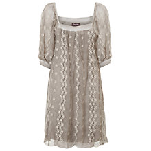 Buy Phase Eight Made in Italy Marissa Dress, Washed Grey Online at johnlewis.com