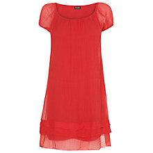 Buy Phase Eight Made in Italy Mimi Dress, Flame Online at johnlewis.com