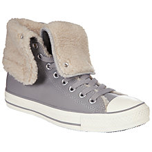 Buy Converse Chuck Taylor All Star Shearling High-Top Trainers Online at johnlewis.com