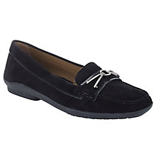 Buy Geox Donna Roma Loafers Online at johnlewis.com