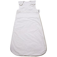 Buy John Lewis Heritage Sleeping Bag, White Online at johnlewis.com