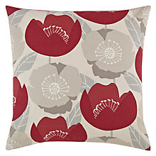 Buy John Lewis Poppies Cushion Cover Online at johnlewis.com