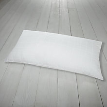 Buy John Lewis New Microfibre Kingsize Pillow, Medium/Firm Online at johnlewis.com