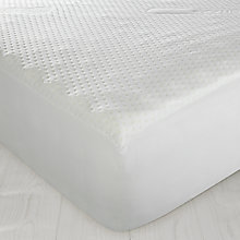 Buy John Lewis 7 Zone Support Mattress Topper Online at johnlewis.com
