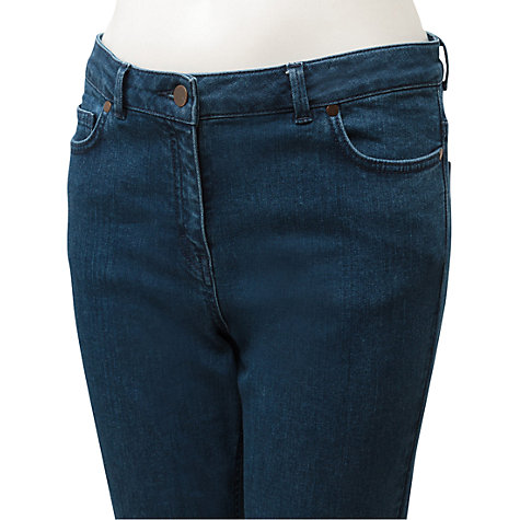 Buy East Stretch Denim Jeans, Blue Denim Online at johnlewis.com