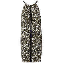 Buy Whistles Debbie Scattered Petal Dress, Multi Online at johnlewis.com