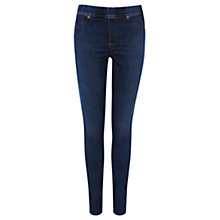 Buy Warehouse Jeggings, Mid Wash Online at johnlewis.com