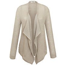 Buy Farhi by Nicole Farhi Mohair Waterfall Cardigan Online at johnlewis.com