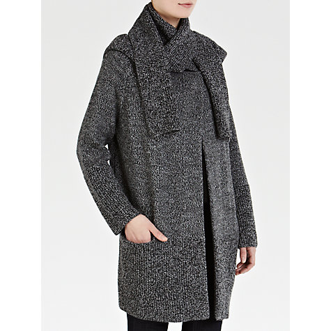 Buy Farhi by Nicole Farhi Coatigan, Charcoal Online at johnlewis.com