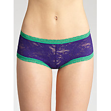 Buy Kinky Knickers 'Anyone for Tennis?' Lace Briefs Online at johnlewis.com