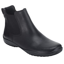Buy Geox Arabelle Ankle Boots, Black Online at johnlewis.com