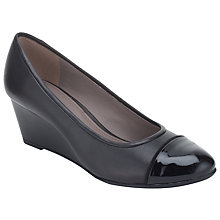Buy Geox Donna Venere Wedged Court Shoes Online at johnlewis.com
