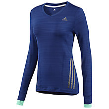 Buy Adidas Supernova Long Sleeve Training Top Online at johnlewis.com