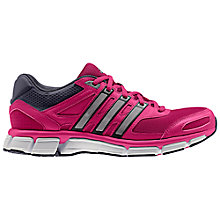 Buy Adidas Women's Questar Cushion 2 Running Shoes Online at johnlewis.com