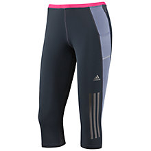 Buy Adidas Supernova 3/4 Shade Tights Online at johnlewis.com